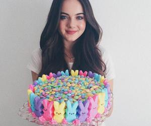 bunny, cake, and model image