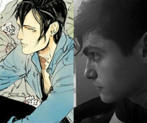 the mortal instruments, alec lightwood, and matthew daddario image