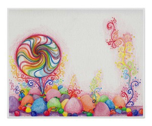art, candies, and draw image