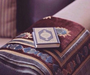 quran and holy book image