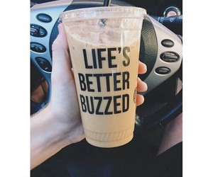 coffee, drink, and life image