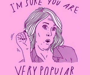 popular, pink, and funny image