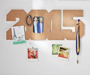 dorm, frame, and graduation image