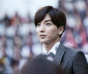handsome, Leeteuk, and Park Jungsoo image