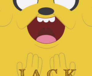cartoon, jack, and wallpaper image