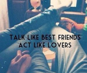bestfriends and lovera image