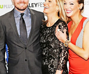 arrow, laurel, and oliver image