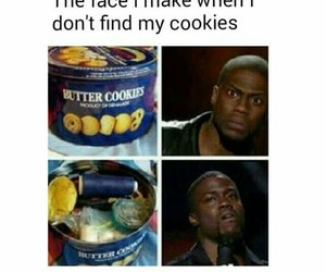 funny and Cookies image