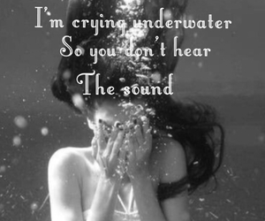 cry, lyric, and song image