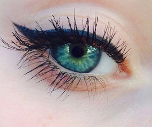 eye, eyelashes, and tumblr image