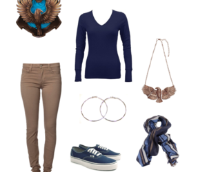 blue, bronze, and clothes image