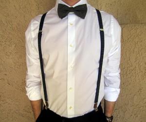 bow tie, boy, and gentleman image
