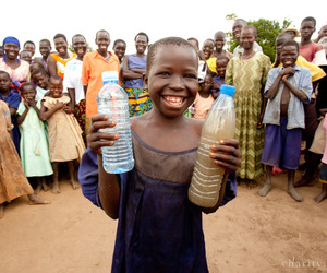 africa, happy, and smile image