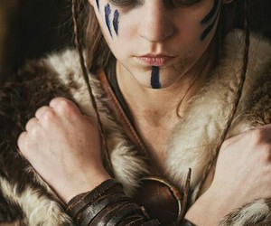 vikings, warrior, and marcin gardychowski image