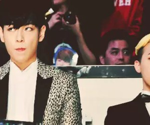 gd, g-dragon, and big bang image