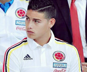 james rodriguez and colombia image