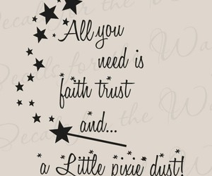 disney, quote, and faith image