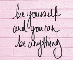 quote, girly, and pink image
