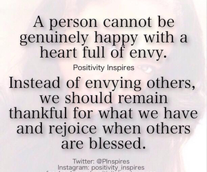 blessed, envy, and qoute image
