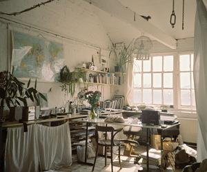 room, decor, and interior image