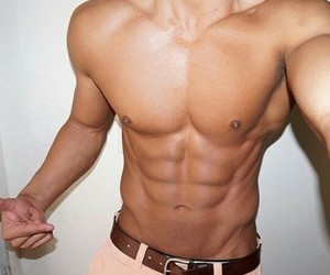 abs, bae, and beauty image