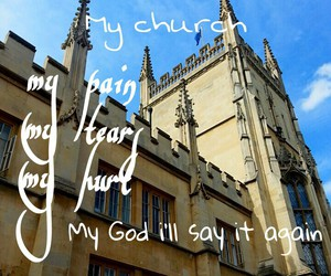 amen, church, and my photography image