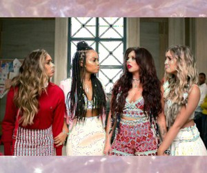 black magic, jesy nelson, and perrie edwards image