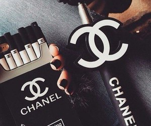 chanel, iphone, and style image