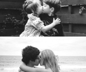boy, girl, and forever! image