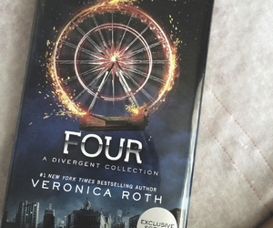 book, four, and tobias image