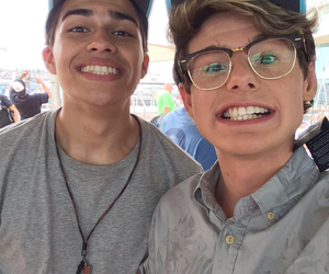 alex aiono and mikey murphy image