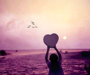 far away, feelings, and heart image