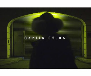 berlin, black, and exo image