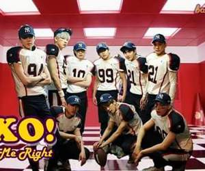 exo, oh, and snsd image