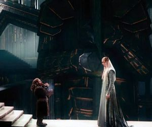 lee pace, thranduil, and erebor image