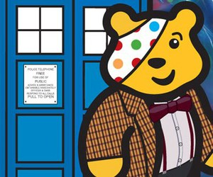 doctor who and children in need image