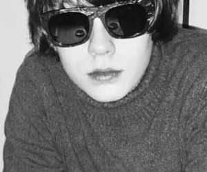 black and white, jake bugg, and lol image