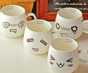 kawaii, cute, and cup image