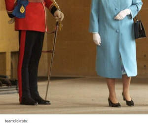 Buckingham palace, Queen, and tumblr posts image