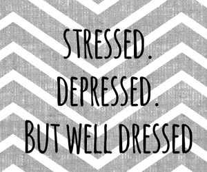 wallpaper, depressed, and stressed image