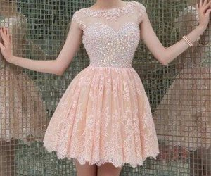 dress, outfit, and beautiful image