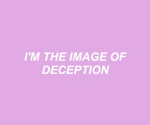aesthetic, deception, and marina and the diamonds image