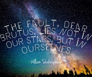 fault, life, and quotes image