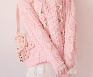 pink, cute, and fashion image