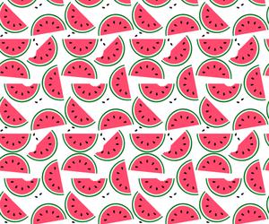wallpaper, watermelon, and hermoso image