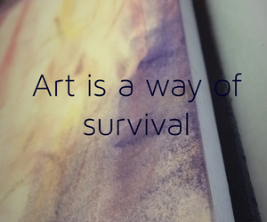 art, life, and my heart image