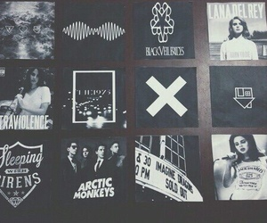 music, lana del rey, and arctic monkeys image