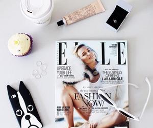 Elle, magazine, and style image