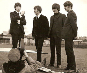 beatles, the beatles, and 60's image