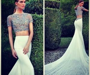 dress and beauty image